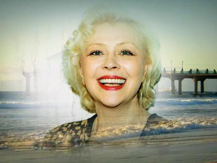 Последняя любовь Генки Ляпишева. Ирина Азер - одна из самых красивых блондинок советского кино