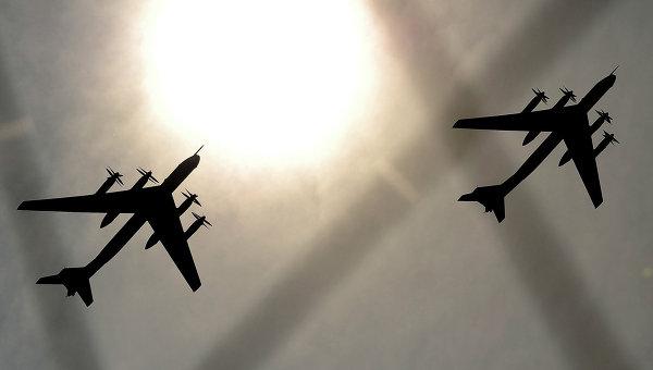 США связали российские самолеты над Тихим океаном с Украиной