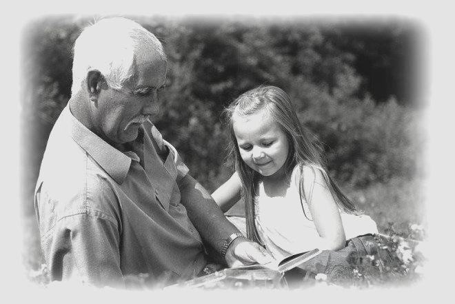 Как я и внучка Анюта написали сказку «ВОЛК И КРАСНАЯ ШАПОЧКА»....   Валерий Рыженко