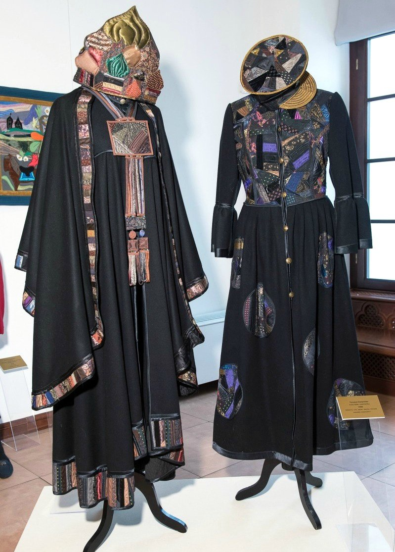 Лоскутная мода от Татьяны Смирновой лоскутное шитье