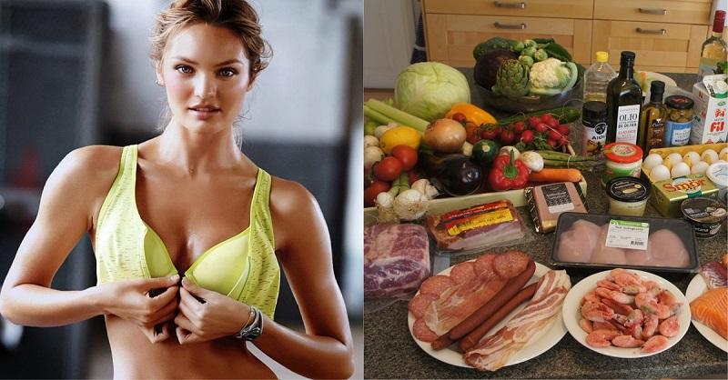 Модели про диеты и