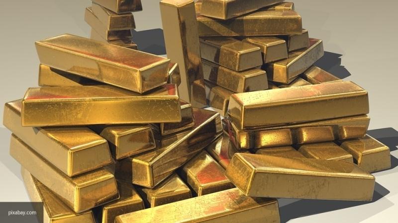 ФТС сообщает, что в 2019 году РФ продала Британии золото на рекордную сумму