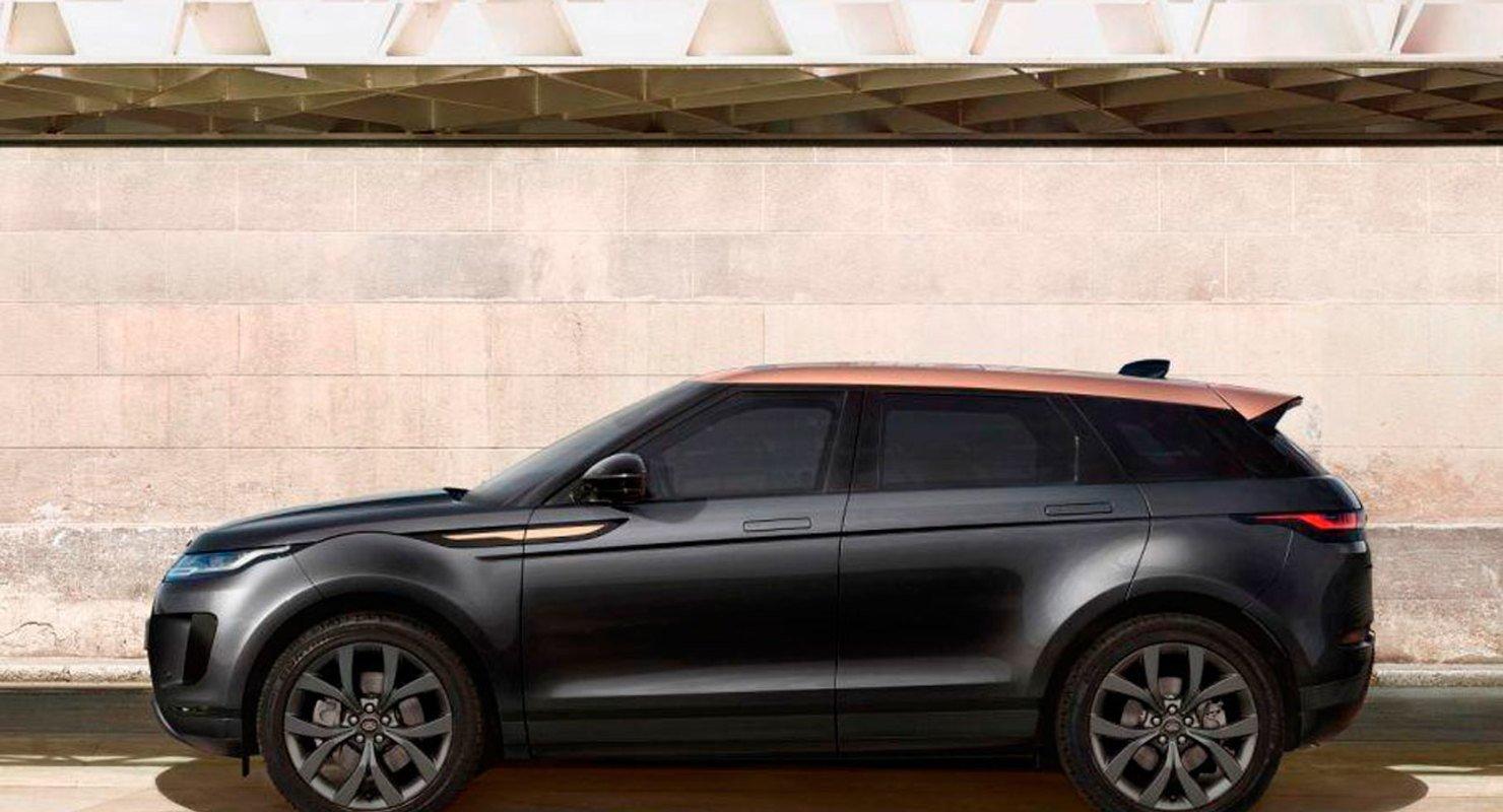 Новая спецсерия внедорожника Range Rover Evoque появится в РФ Автомобили