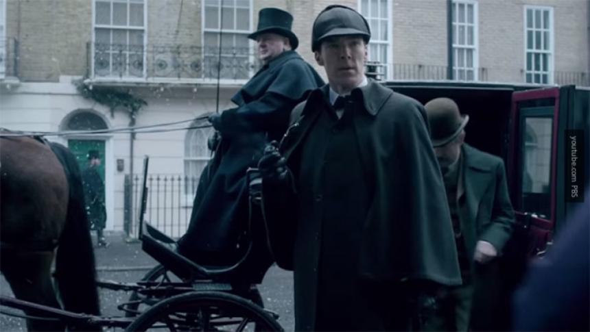 Стала известна предварительная причина утечки серии «Шерлока»
