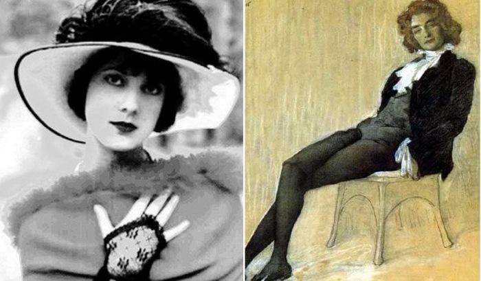 6 самых стильных дам Серебряного века, которые сводили с ума мужчин
