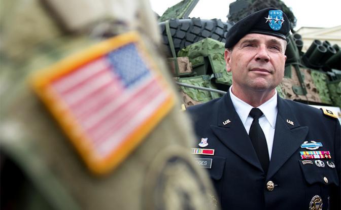 В Москве американский генерал из Сирии украл у пенсионерки 8,5 миллионов рублей