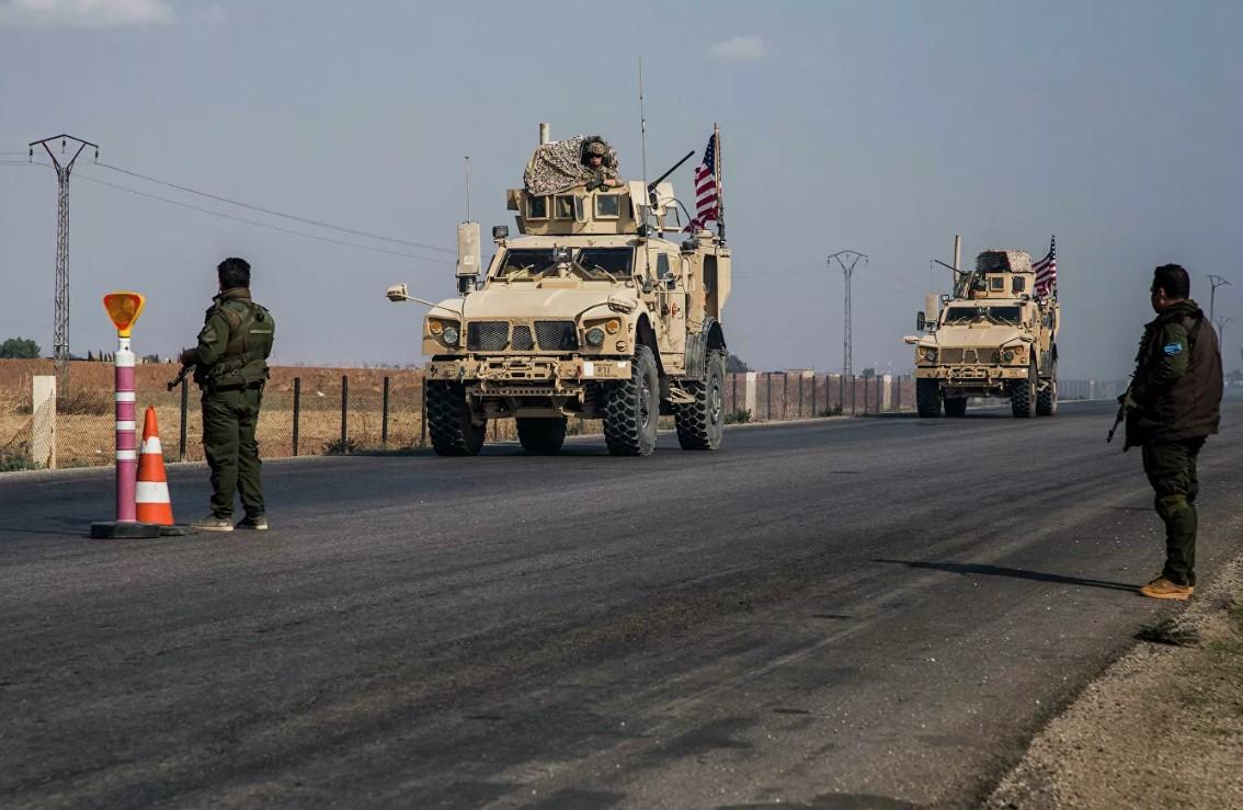 Солдаты США открыли стрельбу по гражданским в Сирии