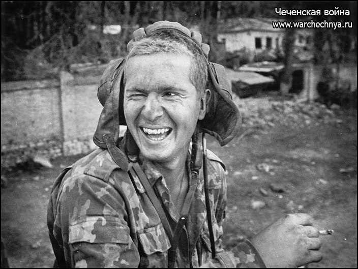 Вторая чеченская война. Чечн…
