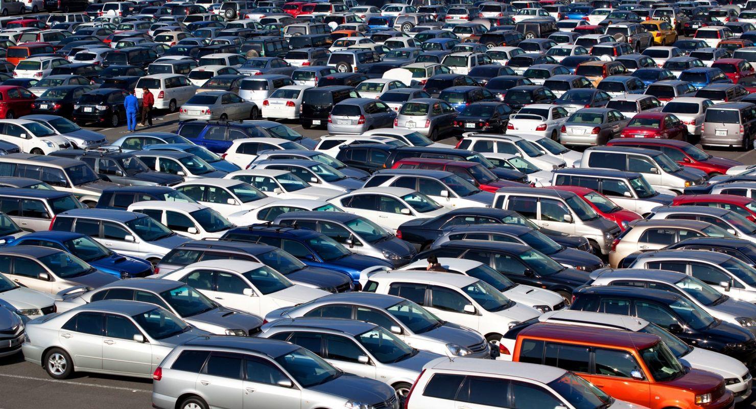 Автомобильный рынок Японии упал на 11.5% Автомобили