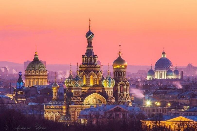 Обычные необычные фотографии России