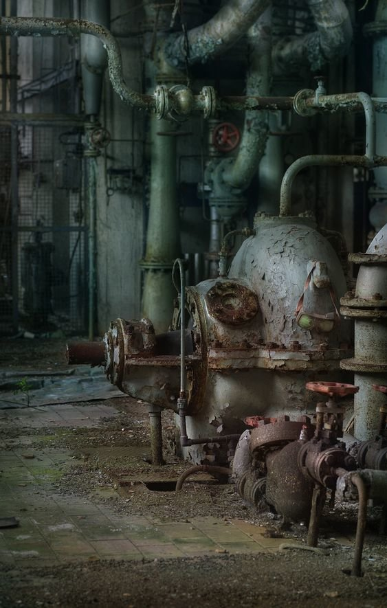 13. бомбоубежище, заброшки, индастриал, интересно, фото
