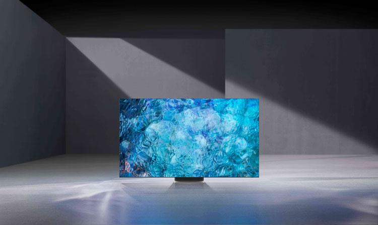 Samsung представила флагманские телевизоры Neo QLED на панелях Quantum Mini LED новости,обсуждение,статья,технологии