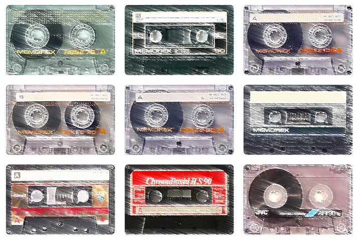 День ностальгии по аудиокассетам и старенький магнитофон вернул меня на 30 лет назад