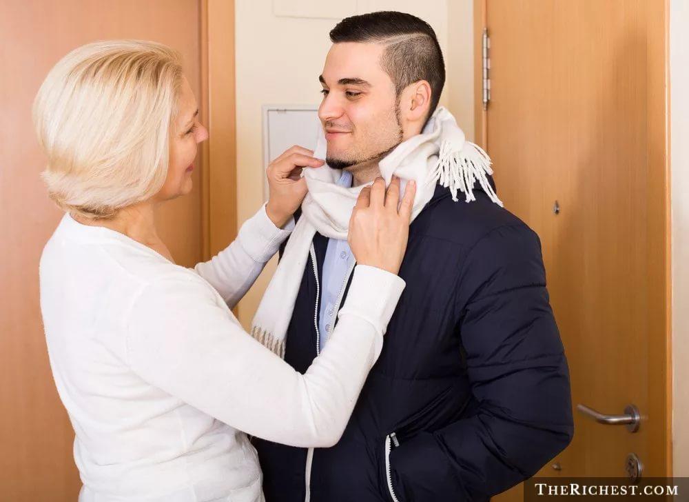 Мамам сыновей посвящается (тем, кто хочет оставить «сЫночку» при себе)