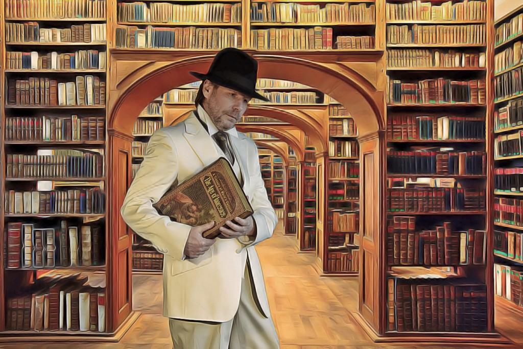 Библилфаг - Михаил Шитов