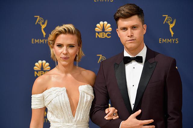 Жених Скарлетт Йоханссон Колин Жост рассказал, какой видит свадьбу с актрисой Звездные пары
