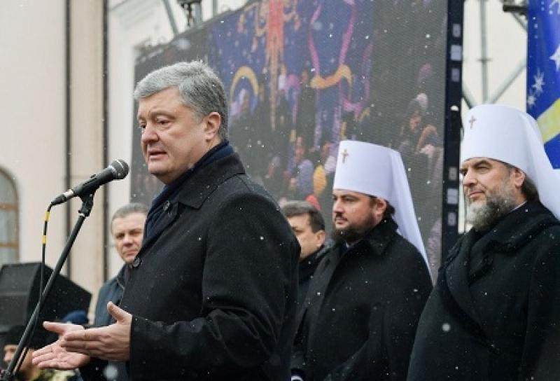 Порошенко: мир на Донбассе н…