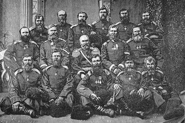 Сотня казаков против 10-тысячной кокандской армии