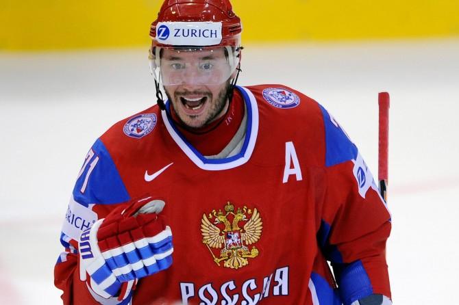 Илья Ковальчук: «Надо ехать на Олимпиаду биться за страну, за флаг, за родителей»