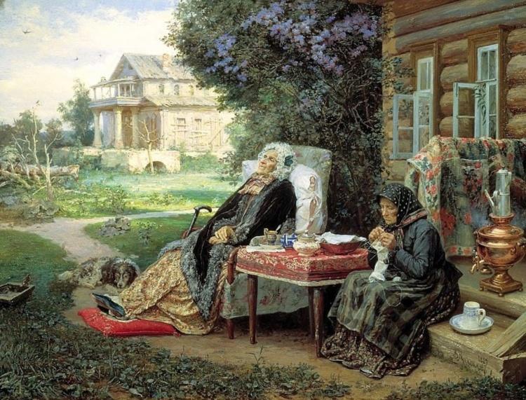 художник Василий Максимов картины – 03