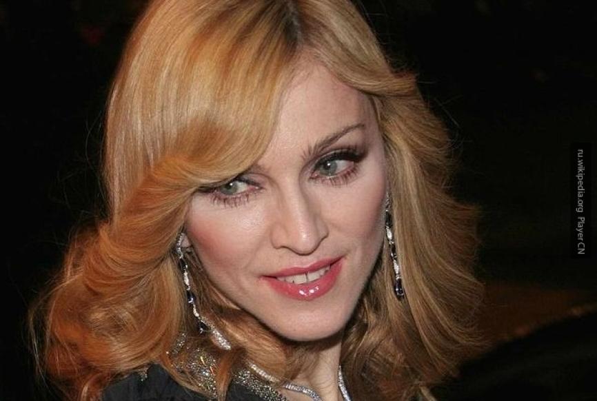 В прямом эфире CNN Мадонна обматерила Дональда Трампа