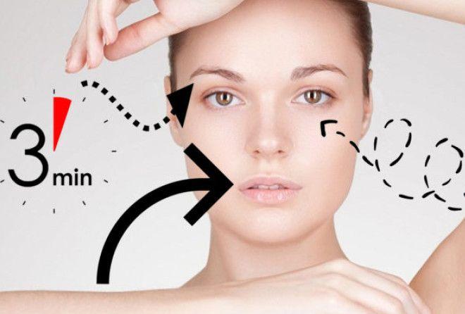 На заметку — 3 правила макияжа за 3 минуты для тех, кто не выспался