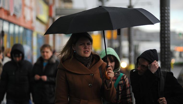 Облачная погода и небольшие осадки ожидаются в Мытищах в среду