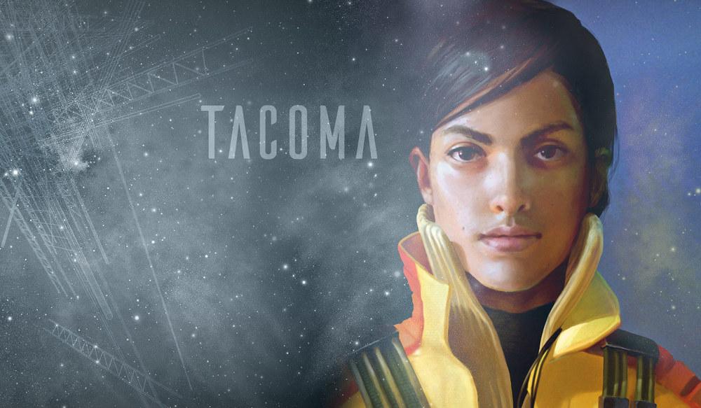 Игру Tacoma для ПК предлагают забрать бесплатно и навсегда action