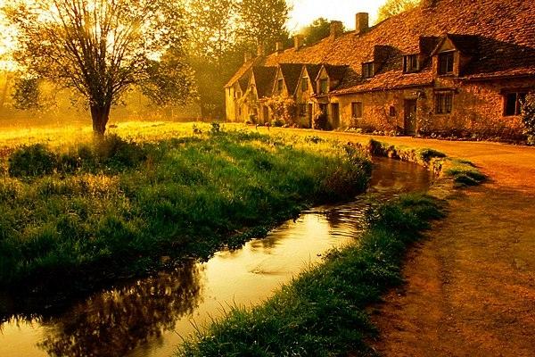 Деревня Бибури