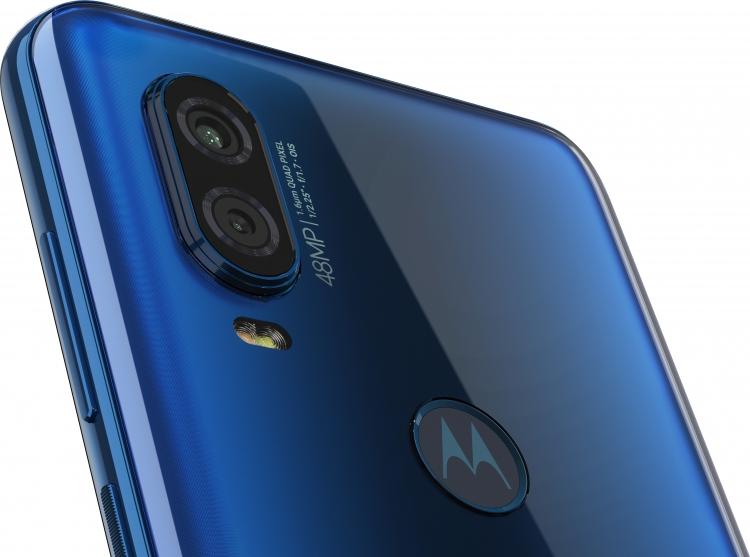 """Смартфон Motorola One Vision: экран 6,3"""", 25-Мп фронтальная и 48-Мп основная камеры новости,смартфон,статья"""