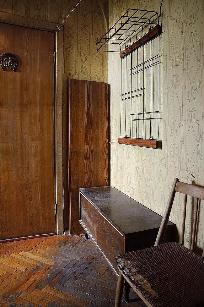 Советская квартира Алексея Кулькова
