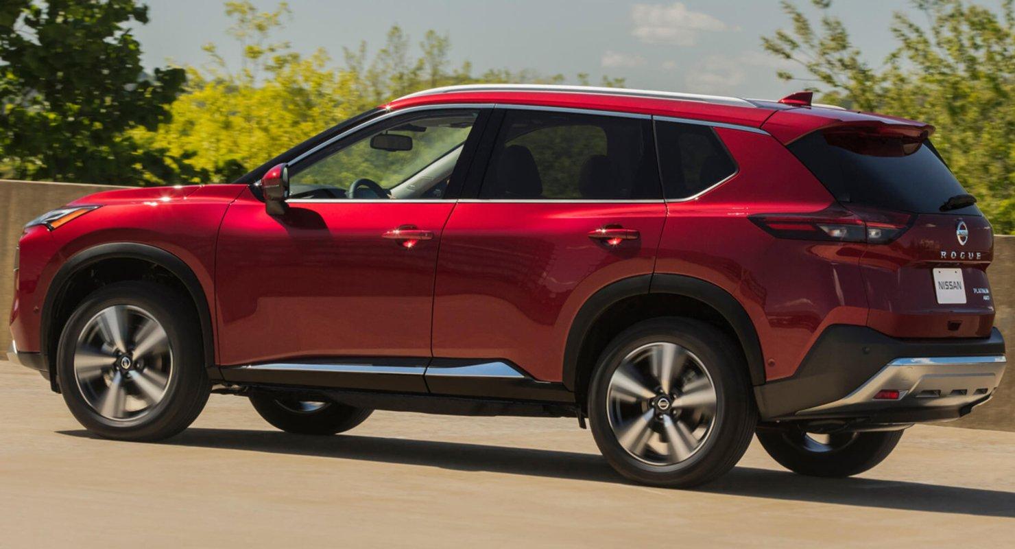 Новый Nissan X-Trail отзывают из-за проблем с задними креслами Автомобили