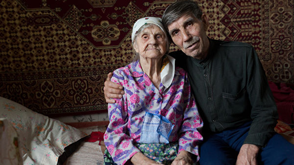 Волгоградская долгожительница раскрыла свой секрет