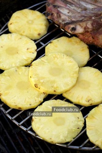 Свиные ребра с ананасом (этап 6)