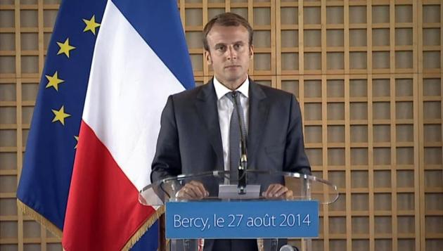 Хазин: Европу развалит Макрон, а не Ле Пен