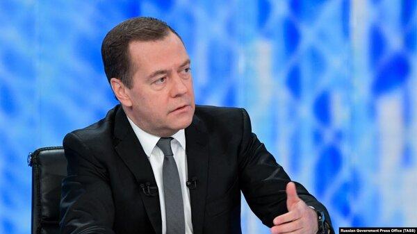 Медведев  Радио Свобода