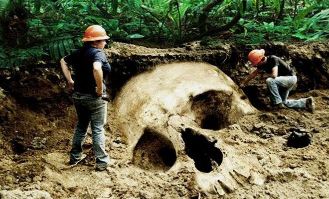 7 самых загадочных открытий, раскопанных в земле археология,история,культура,наука,открытия,Пространство