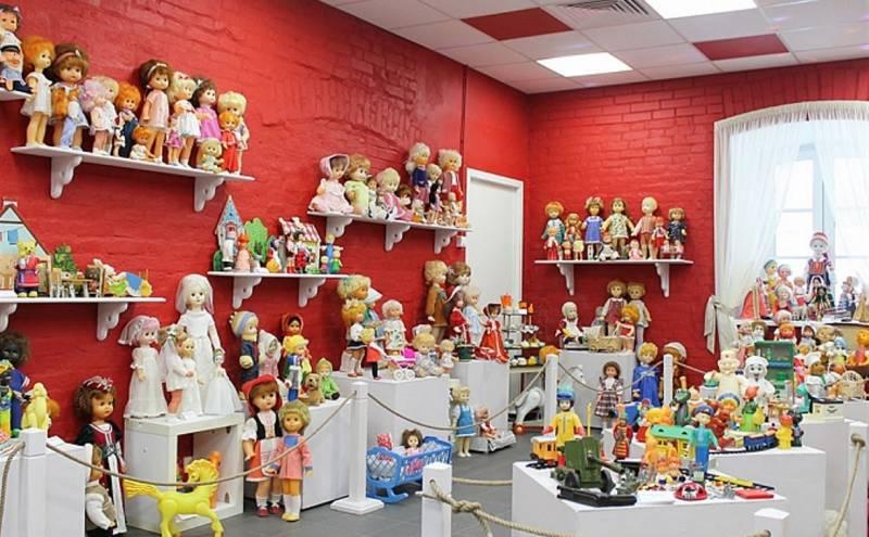 О том, как игрушки страны разрушают россия