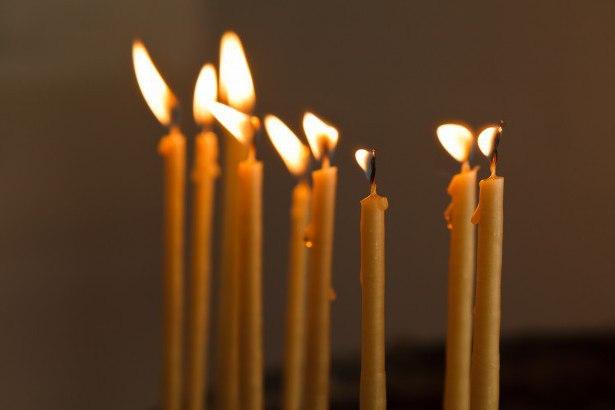 сколько стоят поминальные свечи
