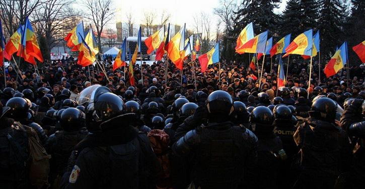 Выборы в Молдавии. Возможен ли нацистский переворот, как на Украине?