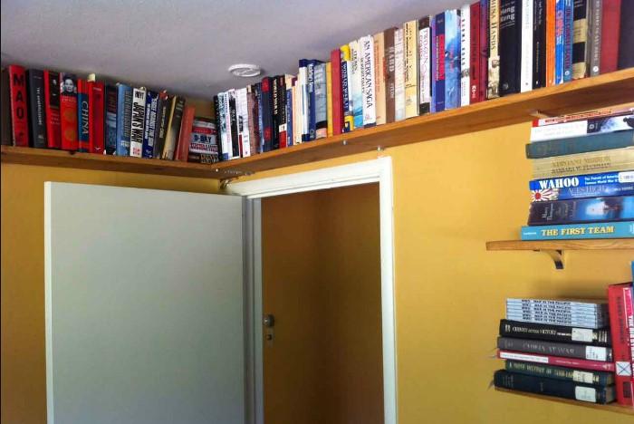5 идей, как организовать дома систему хранения под потолком идеи для дома,интерьер и дизайн,системы хранения