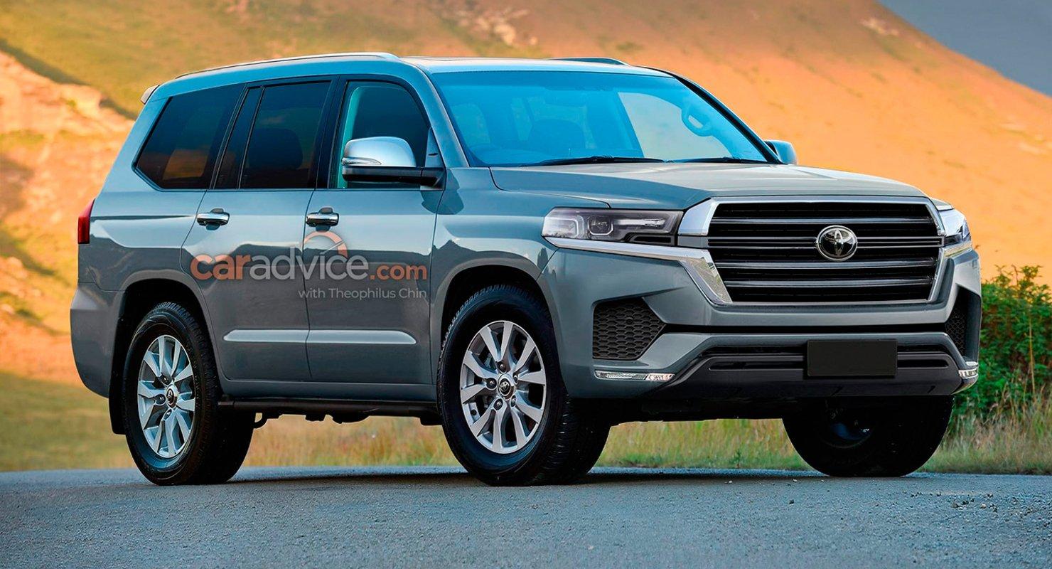 Новый Toyota Land Cruiser будет представлен в мае этого года Автомобили