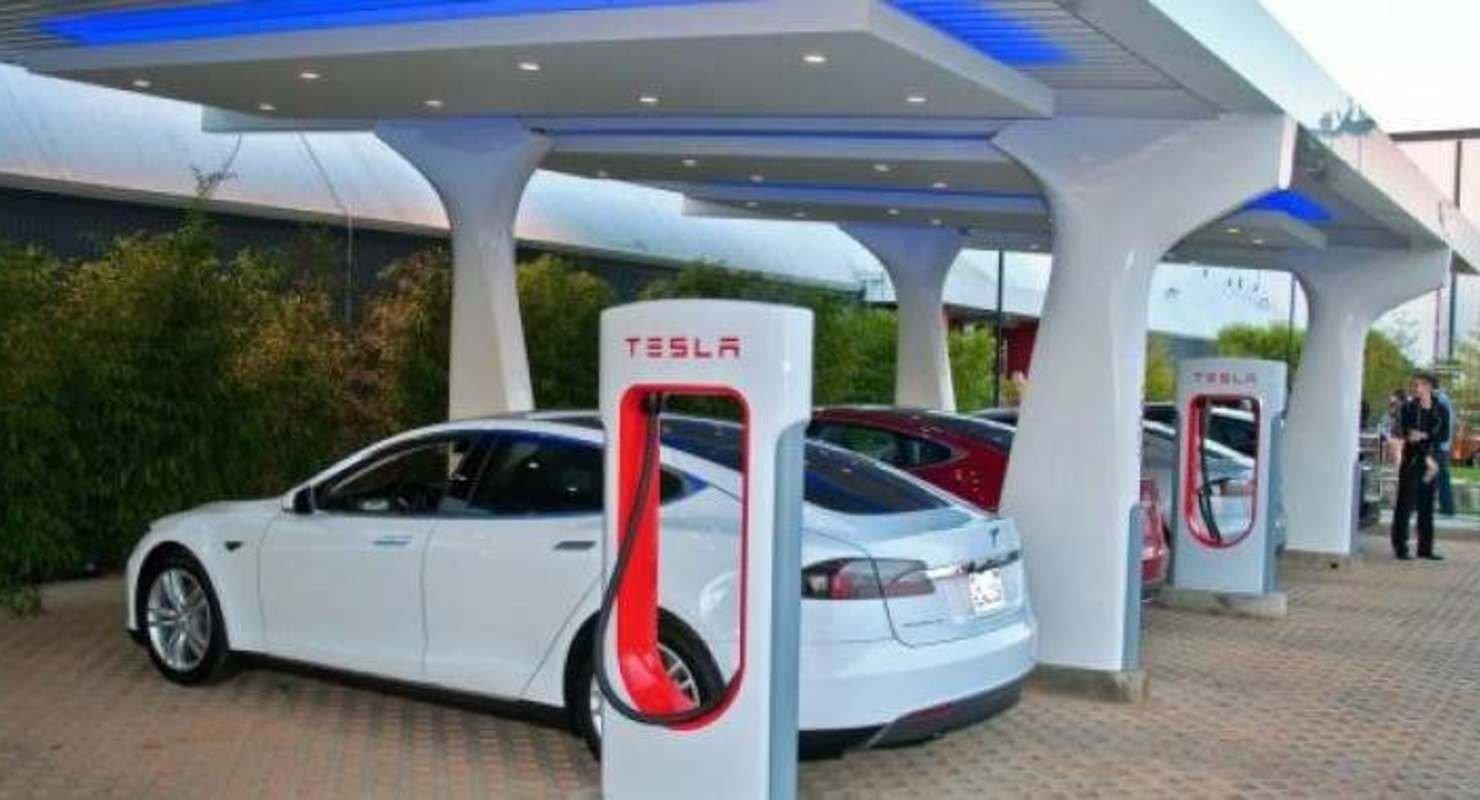 Как развивается рынок электрокаров в России Автомобили