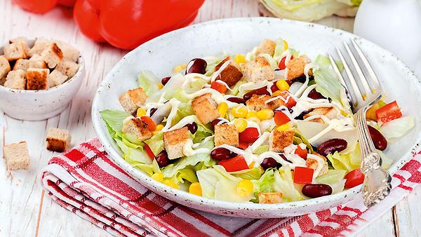 Марина Кравец: салат из фасо…