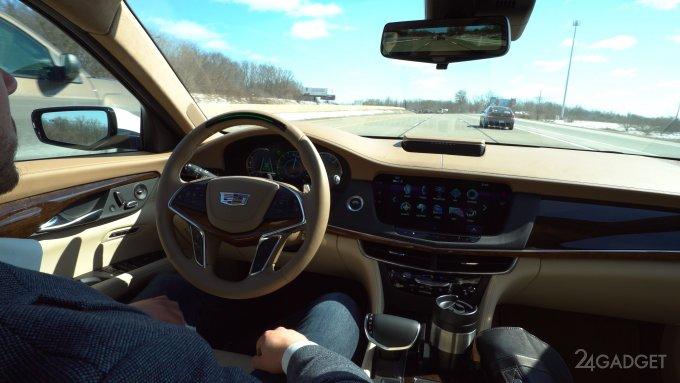 General Motors показала следующее поколение автопилота Ultra Cruise