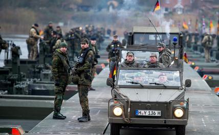 Хенде хох: Ждать ли нам новых сражений с Германией? геополитика