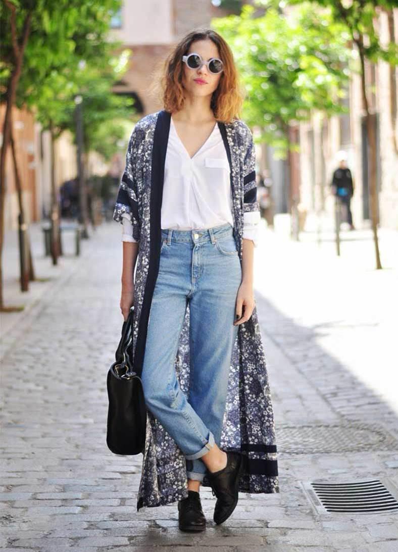 Как выбрать и с чем носить джинсы-американки