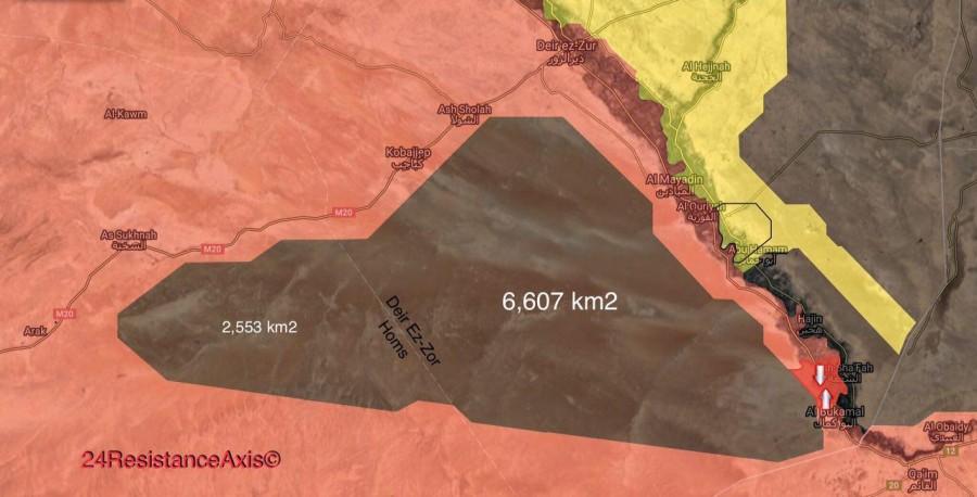 Коротко по Сирии. 06.12.2017