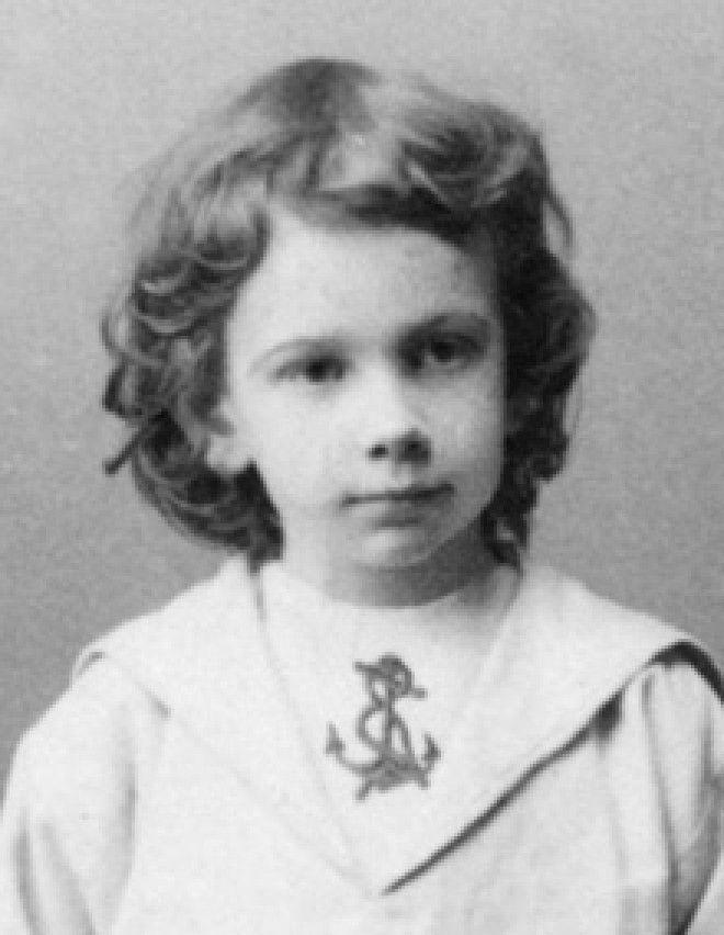 Толстой в детстве фото