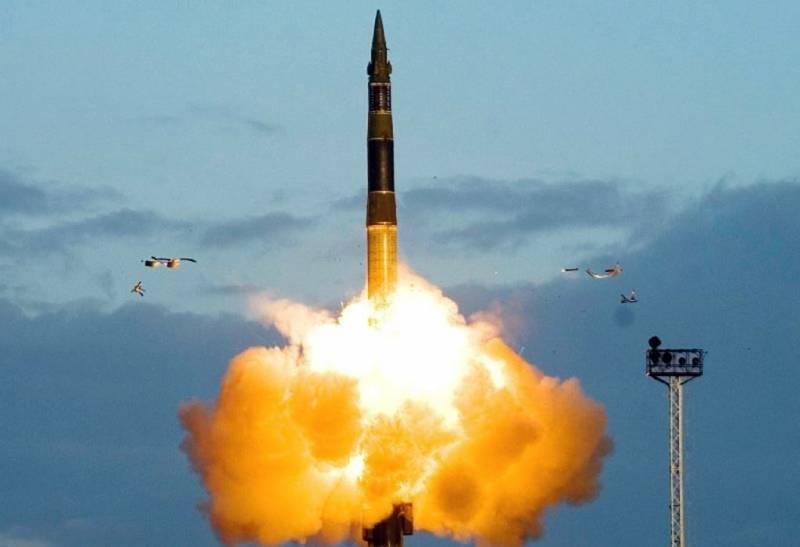 Ядерная триада. «Тополь» и «Минитмен» - вчера или сегодня? оружие